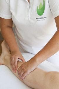 Was ist die manuelle Lymphdrainage?